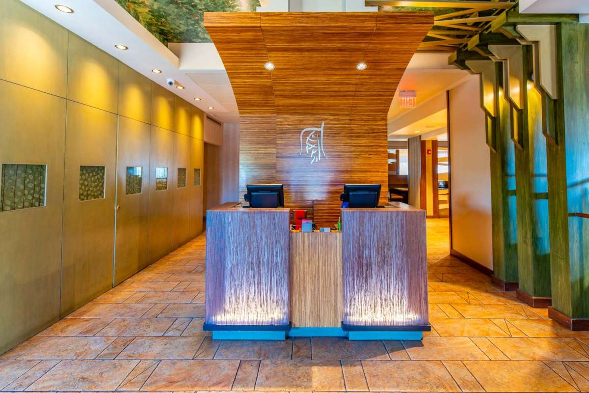 Feng Shui Chelmsford Interior Front Desk