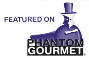 Featured On Phantom Gourmet